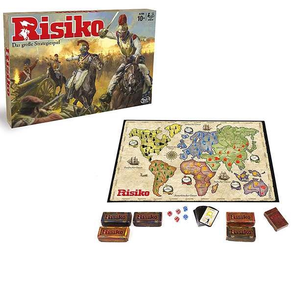 Risiko, DAS Strategiespiel