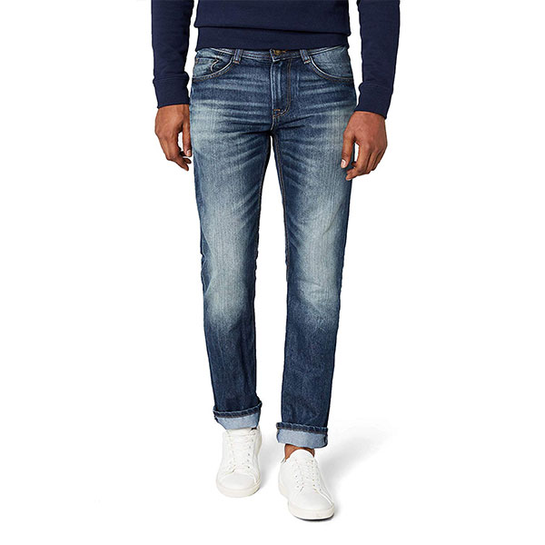 TOM TAILOR Herren Marvin Slim Jeans